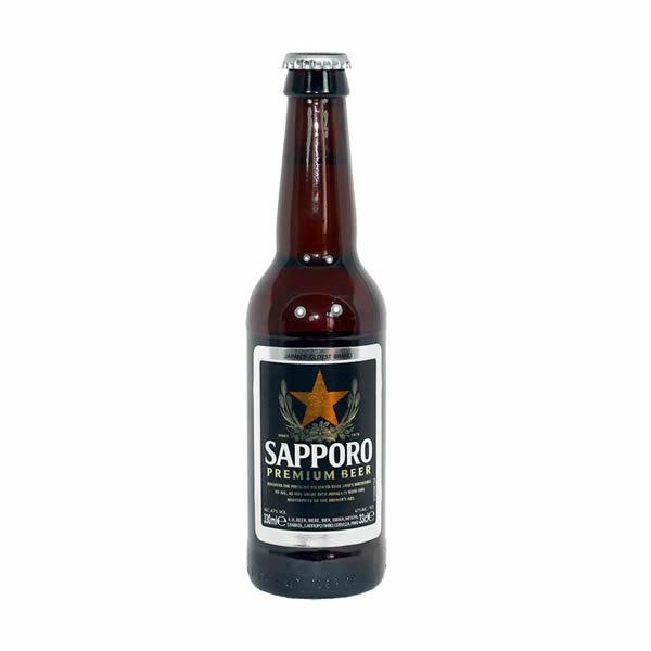 SAPPORO Premium Beer 330ml.