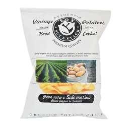 Fox Vintage Chips Pepe Nero & Sale Marino
