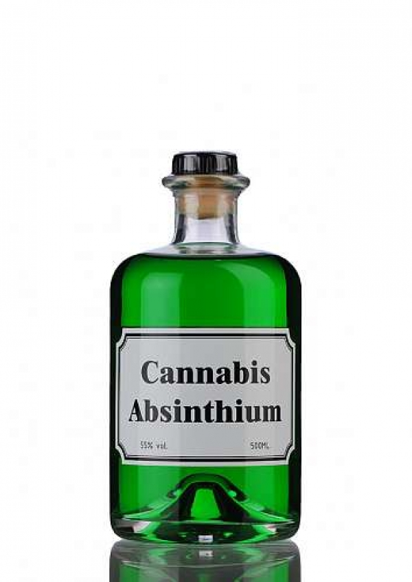 Cannabis Absinthium 55° vol