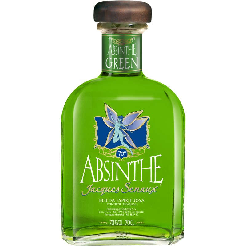 Absinthe J. S. Green 70