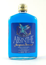 Absinthe J. S. Blue 78 - 350ml.