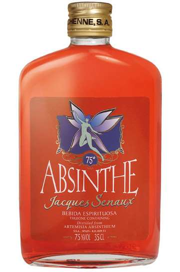 Absinthe J. S. Red 75 - 350ml.