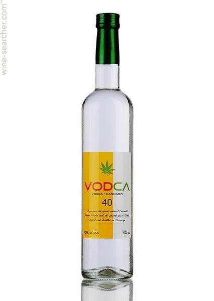 VOD-CA Vodka + Cannabis