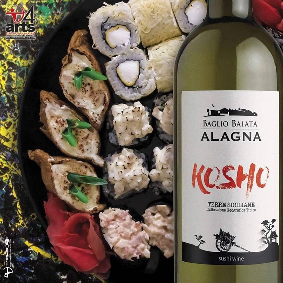 Kosho Sushi Wine - Alagna