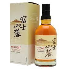 KIRIN Fuji Sanroku Whisky Ed. Limitata