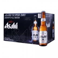 ASAHI Beer Long Neck