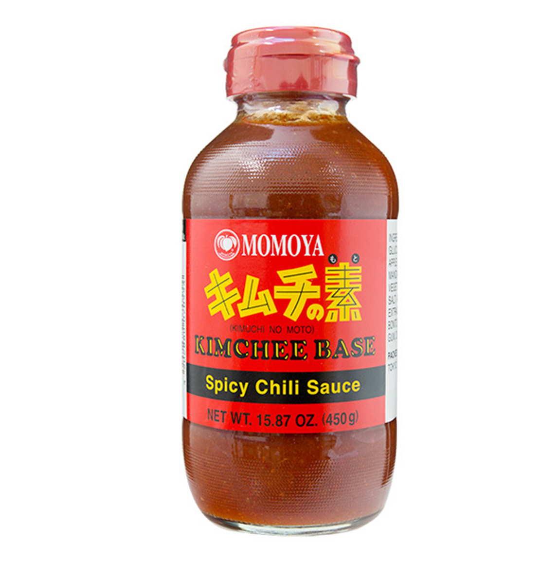 Kimchee base Momoya - condimento fermentato piccante