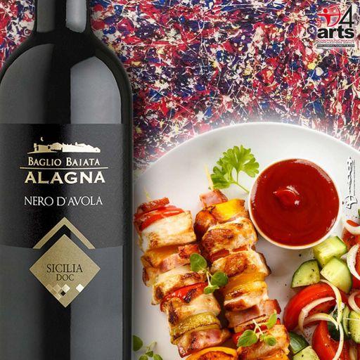 Vino Rosso Nero d´Avola - Alagna