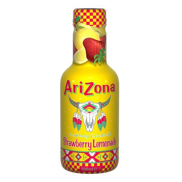 AriZona Cowboy STRAWBERRY / LEMONADE