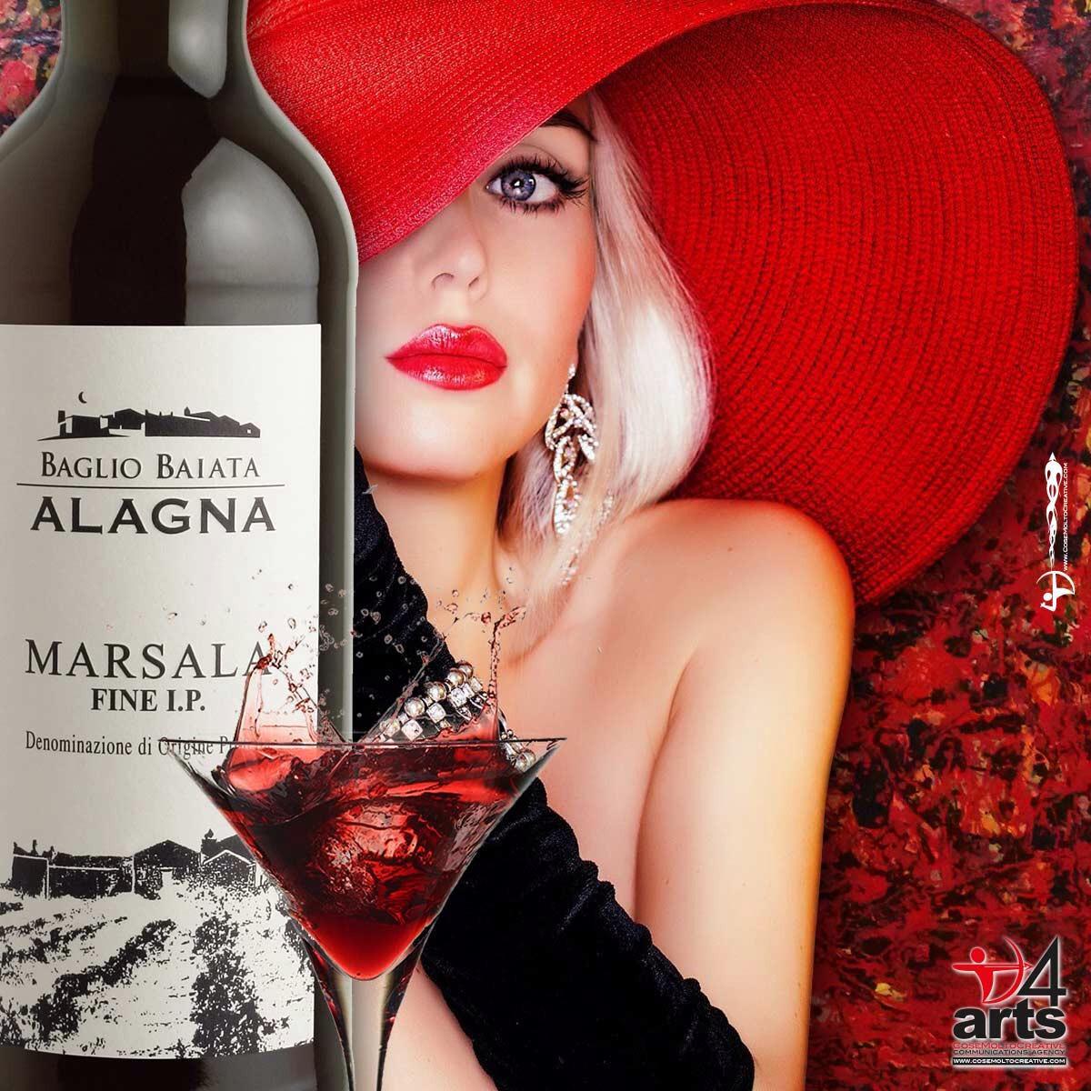 Marsala Fine DOP - Alagna Sicilia