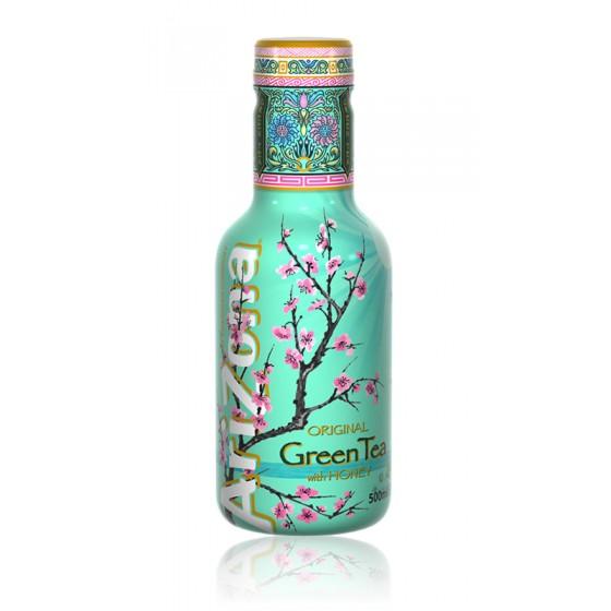AriZona Green Tea Honey