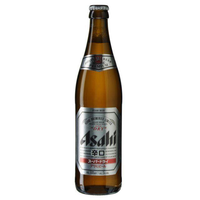ASAHI Beer Super Dry 500ml
