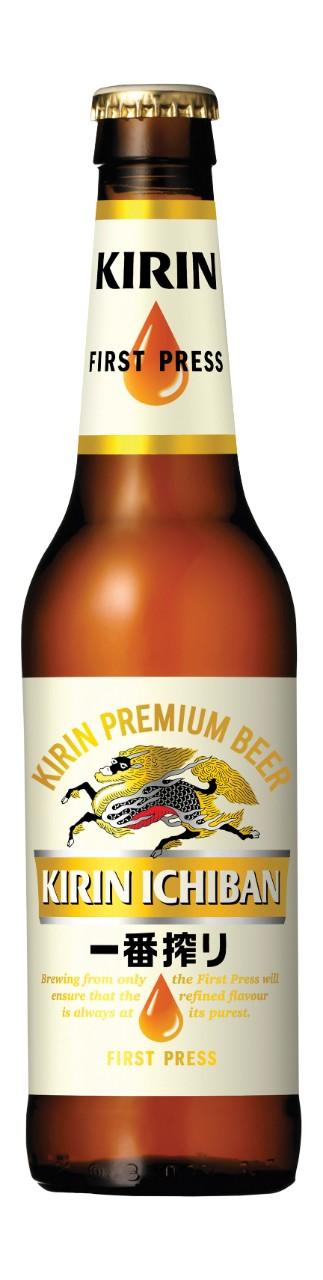 KIRIN Beer 330ml.
